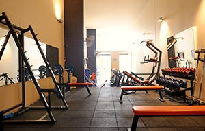 Chris' Gym - Our Facilities